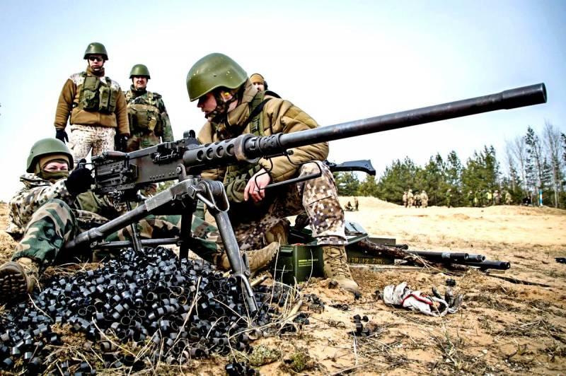 «Захват Прибалтики» начался через Белоруссию