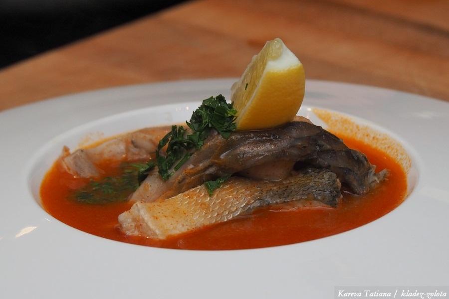 Готовим сербское блюдо: Чорба с рыбой