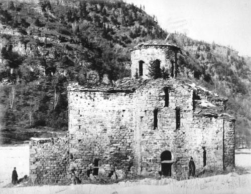 Аланские храмы Карачая