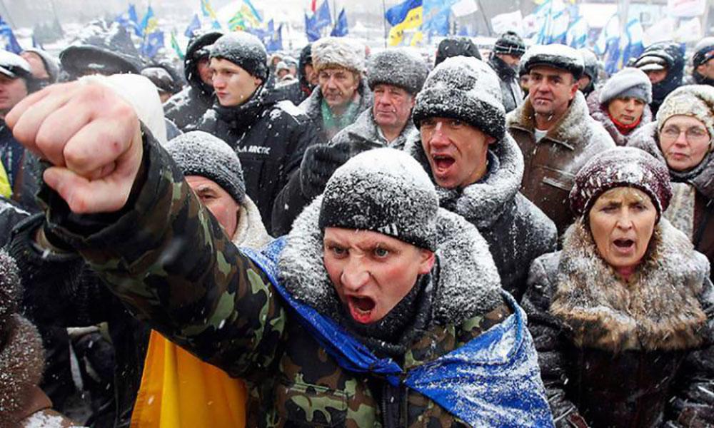 Западная Украина подняла бунт против Порошенко