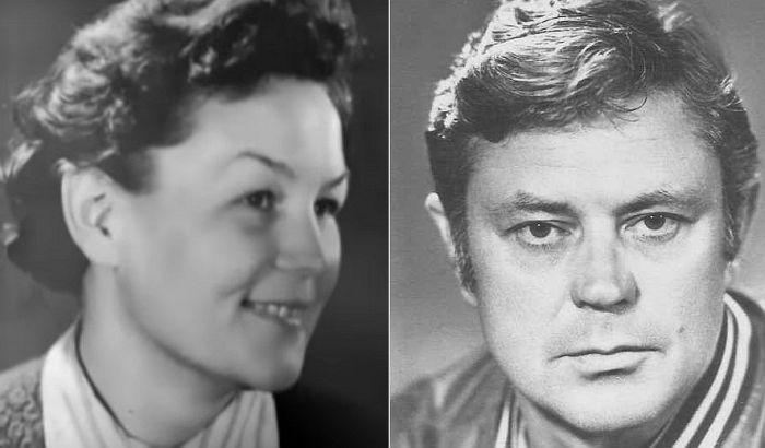 Донатас Банионис и его Она — брак из жалости и 60 лет безусловного счастья