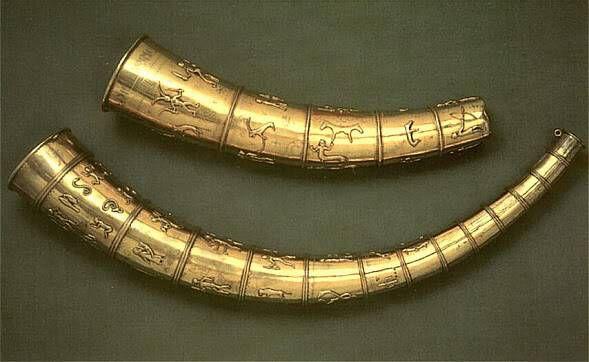 Загадка рогов из Галлехуса