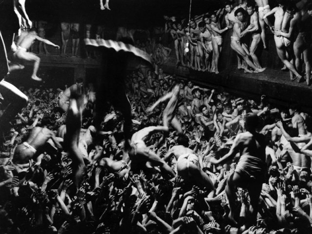 Интересные ретро-фотографии история, люди, мир, фото