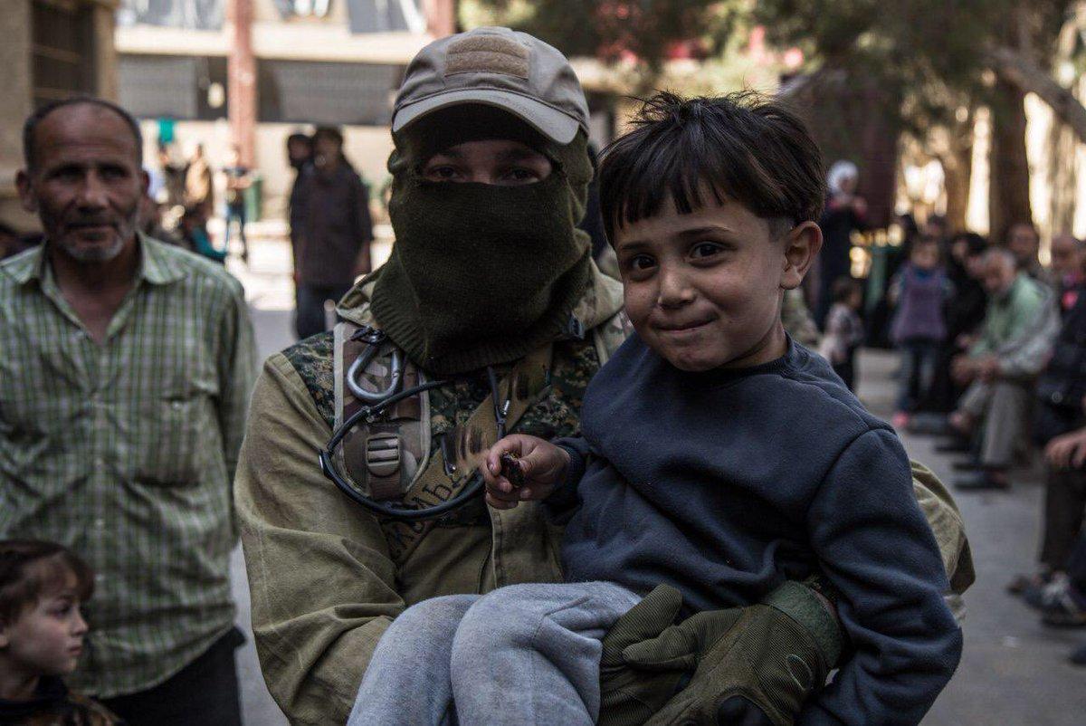 Сирийские мотивы