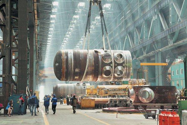 Мирный атом: Россия построит АЭС в Узбекистане