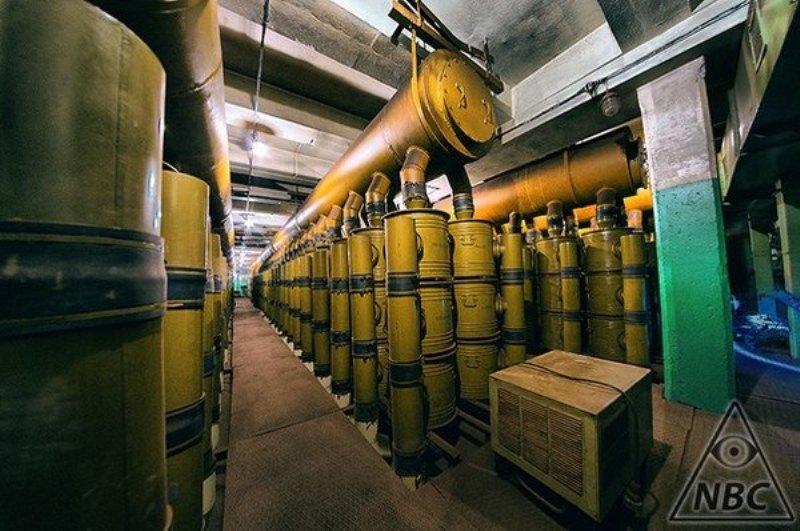 Московское метро, реальная ситуация в случае ядерной заварушки