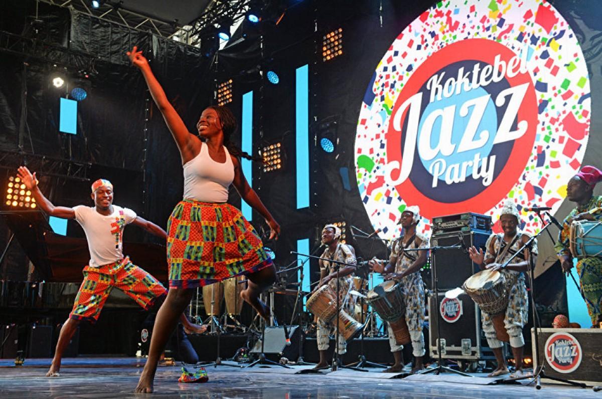 Крымский джазовый фестиваль …