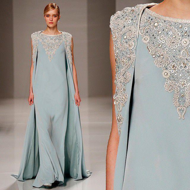 Королевские наряды от ливанского дизайнера Heorges Hobeika