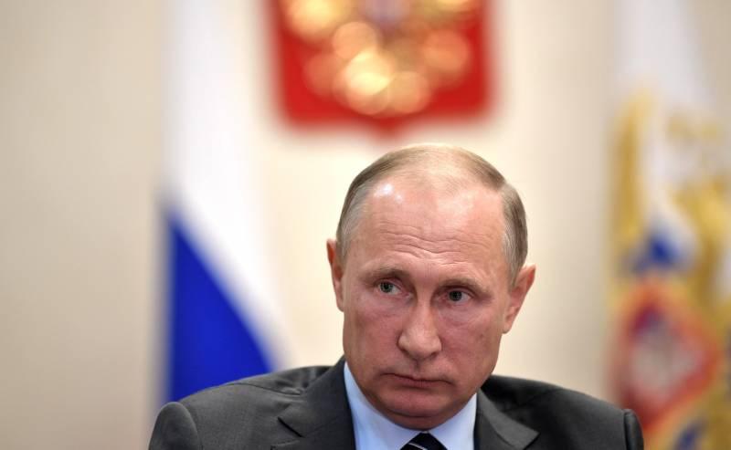 Шах и мат от Путина