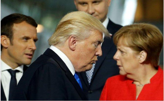 Трамп перед лидерами G7 назв…