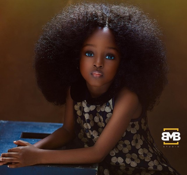 Эта девочка действительно самая красивая на планете?