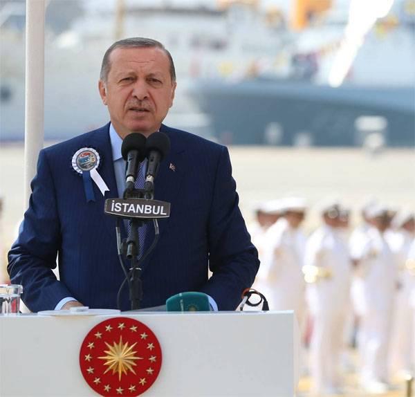 Эрдоган обрушился с новой критикой на США