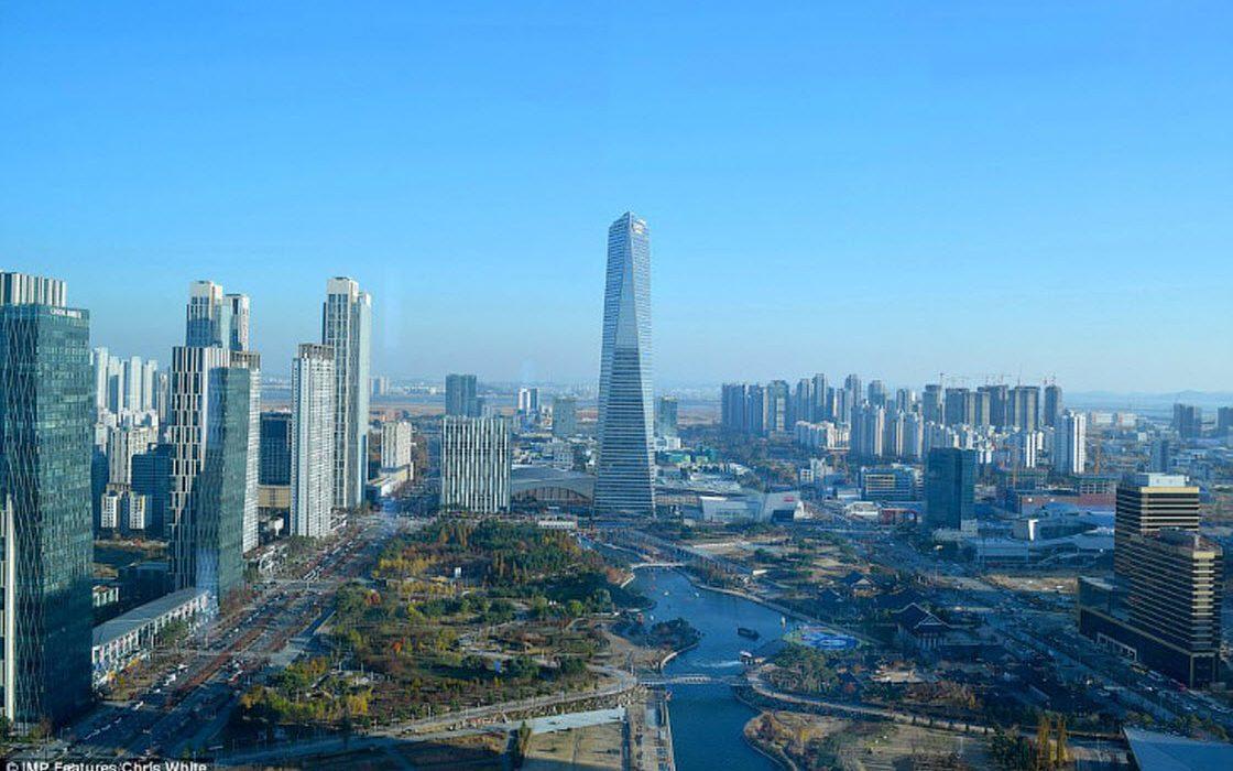Сонгдо: город будущего, став…