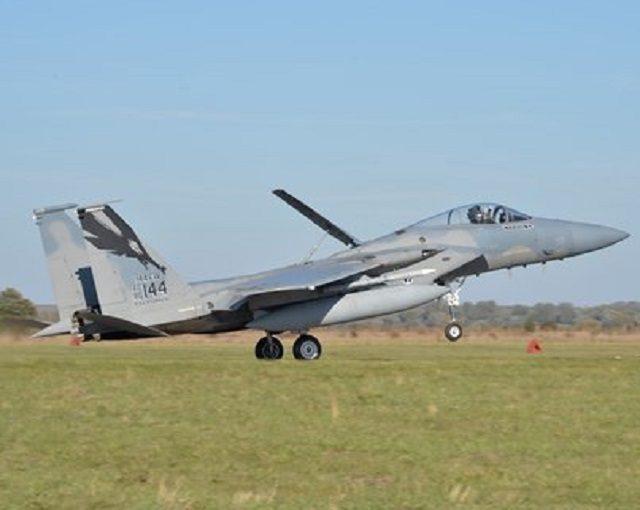 Истребители НАТО испытали С-…