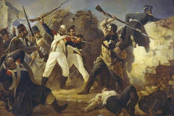 Русский гренадер – главный герой Битвы народов