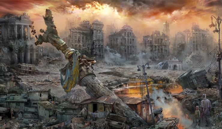 На Украину надвигается катас…