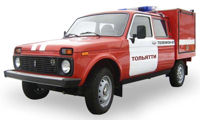 Пост про гордость за наших спасателей и отечественный автопром