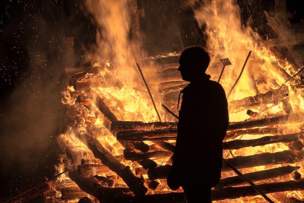 НАТО и ЕС отказались помочь Латвии тушить пожары