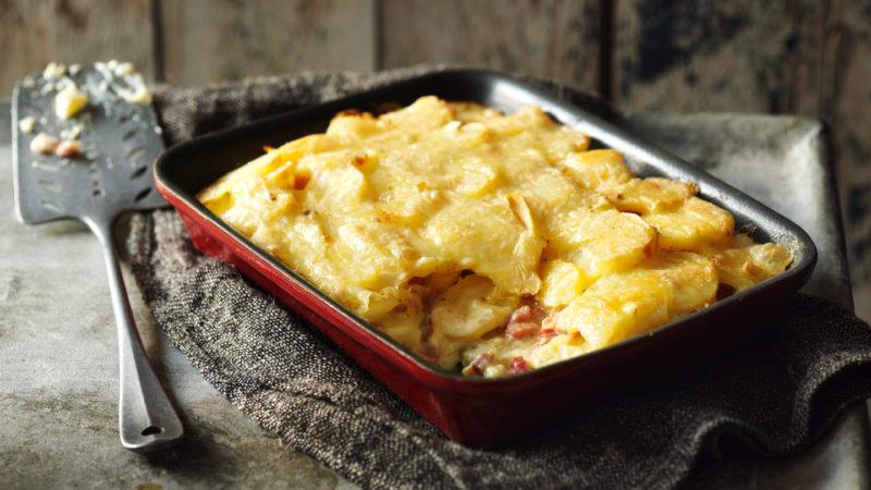 Изображение рецепта Рыбный пирог с картофелем
