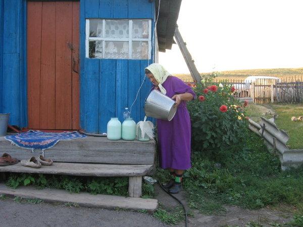 Налог на стакан молока приня…