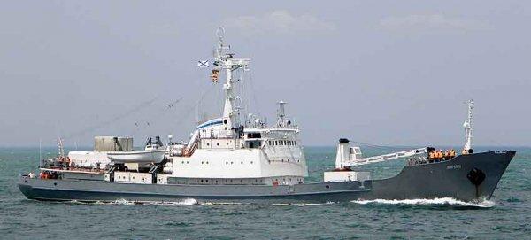 Данные с «Лимана» представляют для разведок НАТО огромный интерес