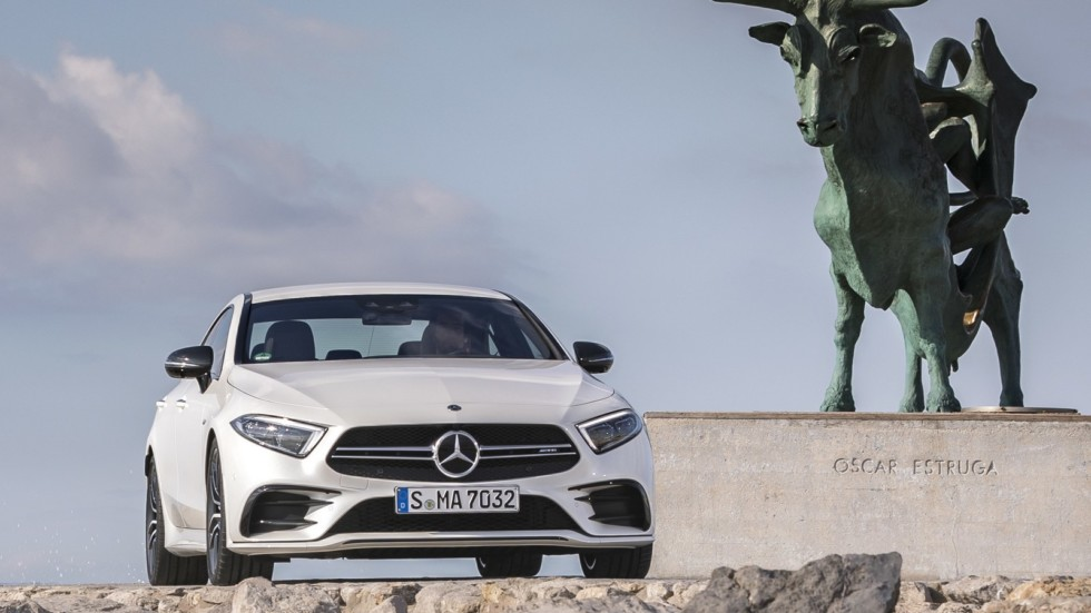 Mercedes-AMG E 53 и CLS 53 в…