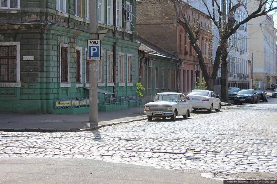 Нетуристическая Одесса: ужасы и красота удивительного города.