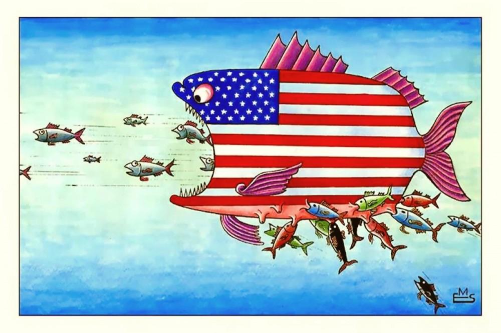 """Американцам невыгоден """"Мир во всём Мире"""""""