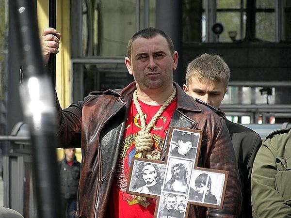 Лица московского майдана: Максим Кучеренко