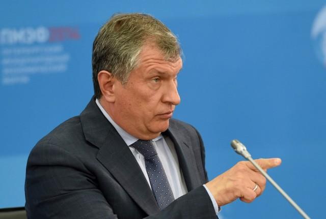 """Глава """"Роснефти"""" объяснил об…"""