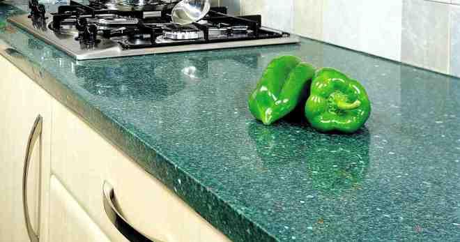 Как выбрать столешницу для кухни - все преимущества и недостатки современных вариантов