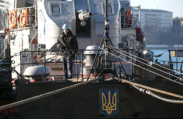 Украина хочет расширить зону контроля в Черном море