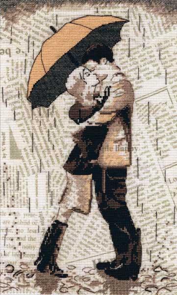вышивка крестом новинки 2017 Овен