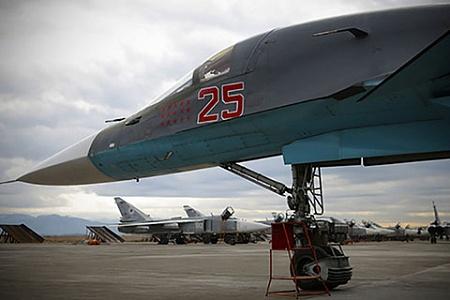 Воздушно-космические силы РФ…