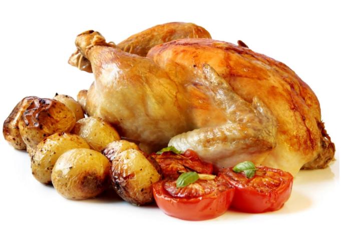 Три способа очистить курицу от вредных веществ