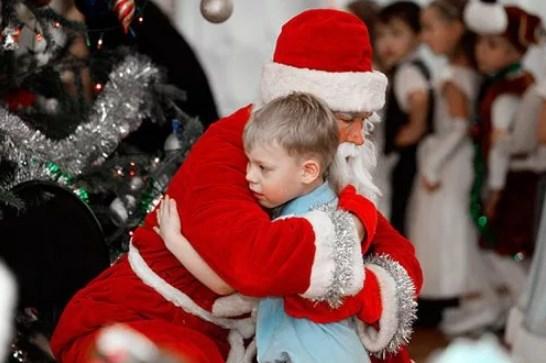 Как я неожиданно стал Дедом Морозом и исполнил самую главную детскую мечту