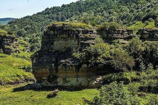 Самые известные места в районе Кавказских Минеральных вод