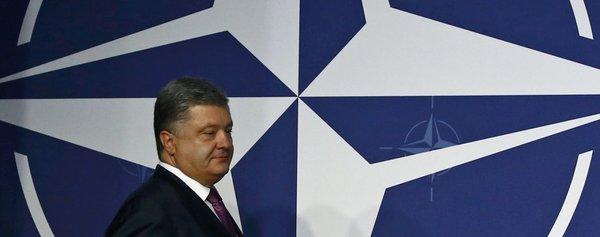 Украина передумала вступать в НАТО