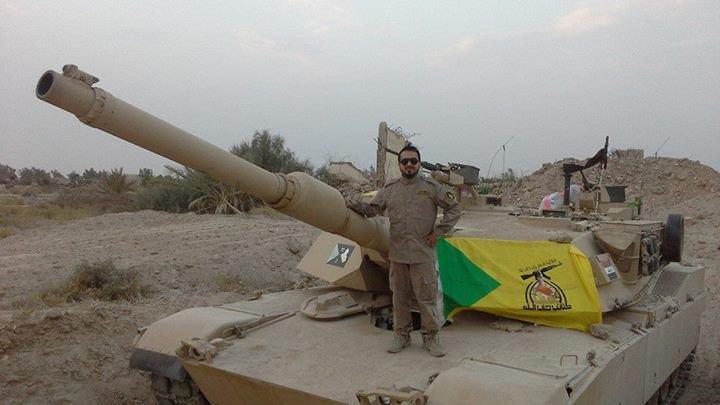 Американцы приостановили техническую поддержку танков Abrams иракской армии