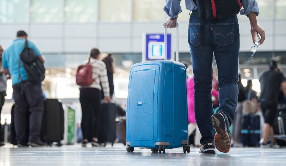 Путешествуем налегке: как обойтись ручной кладью в самолёте