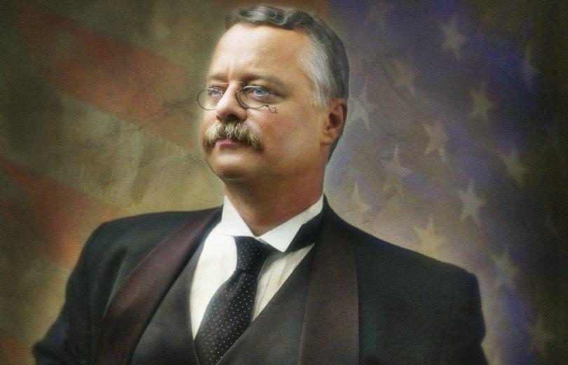 Личная мини-подлодка уникального президента США Теодора Рузвельта.  1904 год