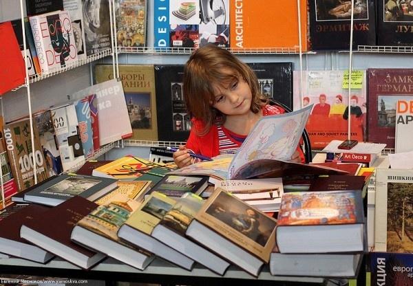 Вопреки мировой тенденции книжный рынок в России вырос в рублях и экземплярах.