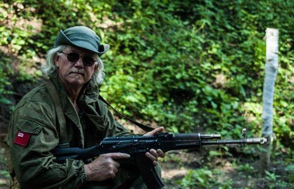Ополченец из Техаса о Донбассе и США: Новороссия – моя Родина