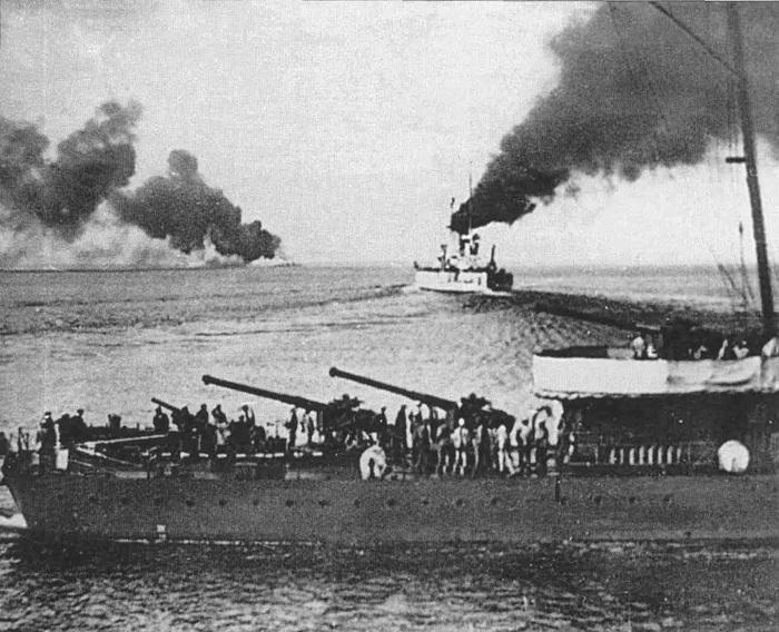 В водовороте войны и революции: история гибели Черноморского флота