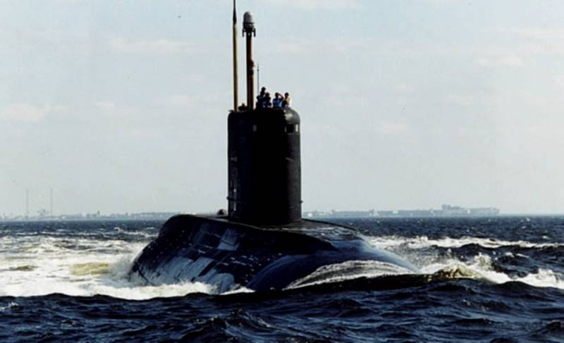 Допрыгались! 7-й флот ВМС США попадёт на мушку уникальной модификации «Палтуса»