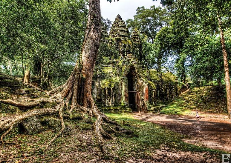 Путешествие по Камбодже камбоджа, путешествие