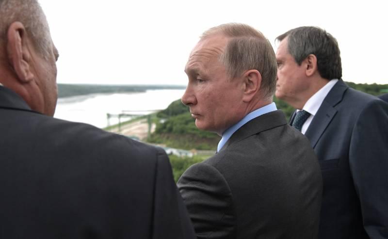 Проект «ЗЗ». «Месть» Путина. Русские изменили правила мировой игры