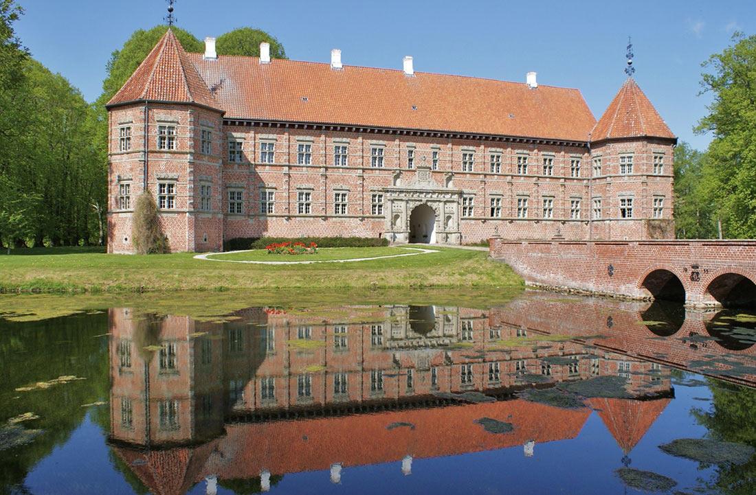 Замок Войергард