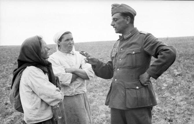 Чем советские женщины шокировали немецких оккупантов