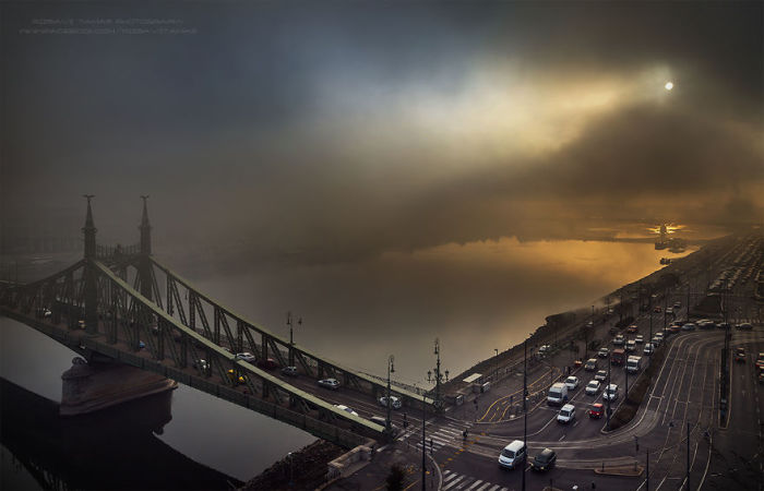 Будапешт. Автор фото: Tamas Rizsavi.